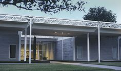 Menil Collection, Houston, TX.  I spent many happy hours in or near this museum.