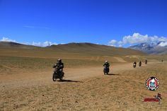 This is the most scenic ride in the northern Indian Himalayas. We ride the highest motor-able road in the world, this ride takes place on the Indo-Tibet frontier. The back country Himalayan roads have been our playgrounds from many years. We run our moto trips there every year.