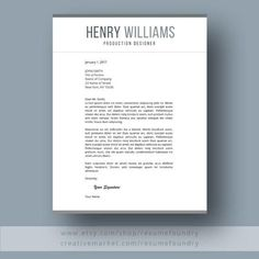 Cover Letter Unknown Recipient Examples