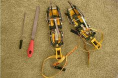 How to Sharpen Crampons