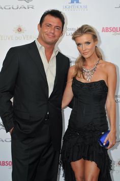 Joanna Krupa in her Feri necklace ♔Life, likes and style of Creole-Belle ♥