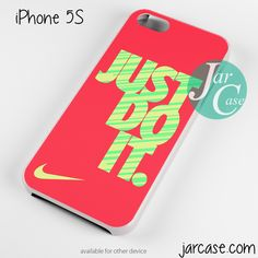 Awesome nike just do it red Phone case for iPhone 4/4s/5/5c/5s/6/6 plus
