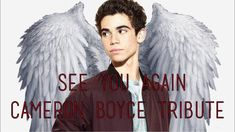 See You Again ~ Cameron Boyce Tribute Rest In Peace. He will be missed by friends, family and fans! Victor Boyce, Prayers For Him, I Miss U, See You Again, Universal Pictures, Now And Forever, Dove Cameron, Man Humor, Pretty Little Liars