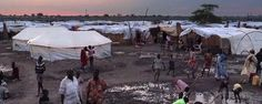 Back-and-forth fighting over the town of Bentiu in South Sudan has forced huge crowds of people seeking protection into an inadequately size...