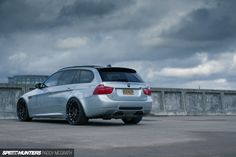 BMW Touring Feature by Speedhunters E91 Touring, Bmw M3 Coupe, Mercedes Benz 190, Bmw 7, Wagon Cars, Sports Wagon, Bmw Alpina, Bmw Love, Car Manufacturers