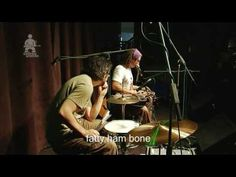 Andrew Winton (Fatty Ham Bone) lap slide resonator guitar