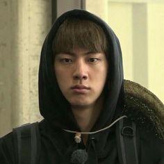 Seokjin, Namjoon, Taehyung, Bts Meme Faces, Funny Faces, Yoongi, Jimin Jungkook, Kpop Memes, Bts Memes Hilarious