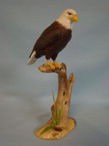 Image from http://www.wakebywildlifestudio.com/WWS/Miniature_Carvings_files/Min%20Saw%20Bald%20Eagle.jpg.