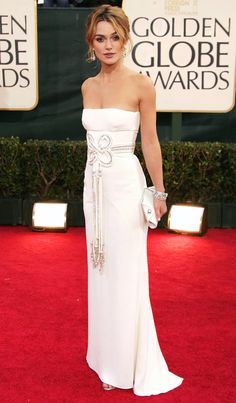 Golden Globes 2017: The Most Showstopping Dresses of All Time - Keira Knightley in Valentino
