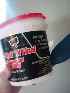 How to Easily Patch Holes in Drywall