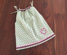 kostenlose Anleitung für ein einfaches Sommerkleid nähen