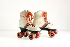 Vintage Tri-Star Roller Skates
