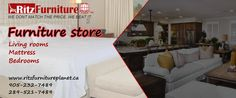 Give the designer look to your home and offices with Ritz Furniture Planet Ltd. Call at: 905-232-7489, 289-521-7489 and visit our site: http://www.ritzfurnitureplanet.ca/ #furniture #furnituremississauga