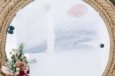 Dreamy Floral Beach-Side Wedding Inspiration in Spain
