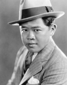 Happy Birthday, James Wong Howe. (Aug. 28, 1899 - July 12, 1975) Cinematographer for The Thin Man, Sweet Smell of Success and many more.