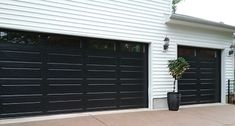 Here are five tips for choosing the best garage door color for your house.