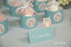 Sweet table details  Gominolas para mesa dulce