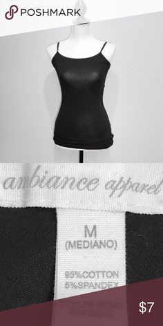 Fashionable Tank Top! Stylish Tank Top!  (Bundle 3 items & Save with my Discount!) Ambiance Apparel Tops Tank Tops