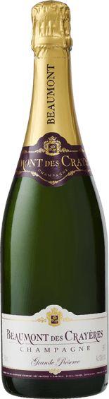 Grande réserve - Champagne Beaumont des Crayères
