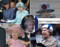 To help celebrate Queen Elizabeth II's 90th birthday we have collated 90 of her most candid pictures.