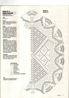 Gallery.ru / schemat do bialej serwetki - Serwetki duze i male-szydelko - himmelin
