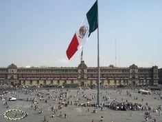Mexico City - Zocalo