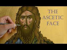 Αγιογραφία: How to paint the face of Saint John step by step. - YouTube Painting Videos, Painting Techniques, Byzantine Icons, Saint John, John The Baptist, Art Icon, Religious Art, Saints, Film