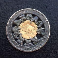 1397 Best Hobo Money Images In 2019 Hobo Nickel Coins Coin Art