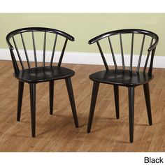 Simple Living Florence Dining Chairs (Set of 2) - Overstock™ Shopping - Great Deals on Simple Living Dining Chairs