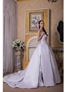 finest selection 67bdb 66529 günstig Brautkleider 2019 weiß Hochzeitskleider Online ...