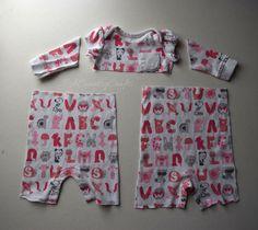 baby clothes cut apart
