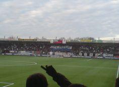 Polman stadion. Heracles