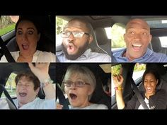 """People reacting to a Tesla P85D accelerating in """"Insane Mode"""" is priceless"""