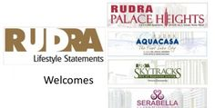Rudra Group of residential Project in Noida