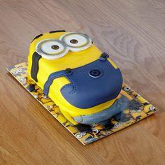 Tesco Despicable Me Cake