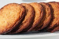 Sprøde kanelcookies