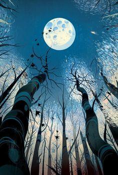 Victo Ngai, BARSK The Elephant's Graveyard VICTO NGAI It's a... by alana