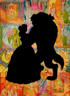 Beauty & the Beast --I'm going to have to have about a dozen kids for all the themed rooms I have planned. :P