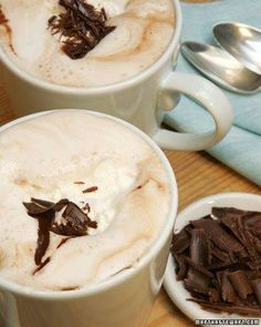 Cold Weather Comforts // Ultimate Hot Chocolate Recipe