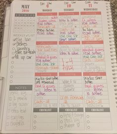 Creating a study schedule will help you stay organized for your law school finals | brazenandbrunette.com