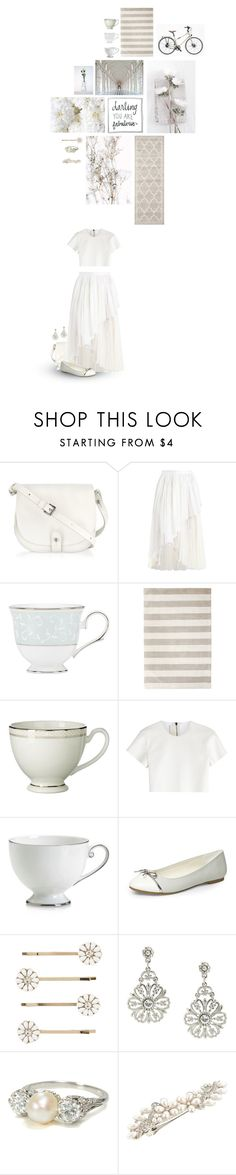 """""""Simplicity"""" by siriuslyoddsome ❤ liked on Polyvore featuring Ralph Lauren Collection, Zimmermann, Lenox, Mitchell Gold + Bob Williams, Waterford, Neil Barrett, Hermès, Safavieh, Mikasa and Dorothy Perkins"""