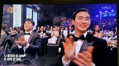 한국방송 KBS 2015 연기대상식 Drama  Awards,  유동근 사회, 고대영사장 발표  . 2015.12.31(목)  ☆ 역대 수상자 (출처 : 샬롬!! 강성실   네이버 블로그) http://me2.do/FqMzUbez