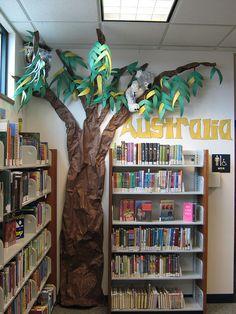 """Australia"" book display"