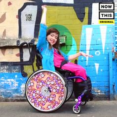 These Irish sisters launched a line of stylish spoke guards for wheelchair users.