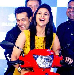 Parineeti Chopra has been reportedly finalized for Salman Khan's film Sultan. The actress will play Wrestler in the film.