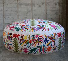 OLLI | OTOMI EMBROIDERY | 'Four Winds'