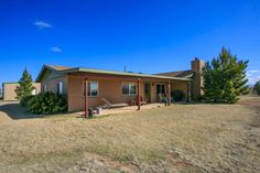 Horse Property for sale in Cochise County in Arizona. Serene Farm situated Sulphur Springs Valley with Dragoon Mountains to the West and the Chiricahua Mountains to the East. Charming 2517 sq ft, 4 bedroom, 3 bath masonry home with a multi purpose basement.