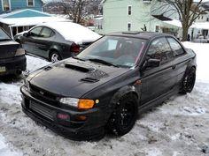 GC8 Subaru STi bad ass I want!!!!!!