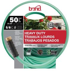 Bond 70203 50Foot x 58Inch Heavy Duty Garden Hose * More info could be found at the image url.