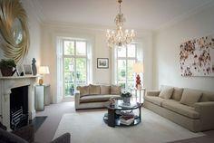 contemporary victorian house interiors - Google Search